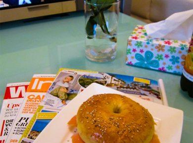 Homemade Bagels - eine runde Sache