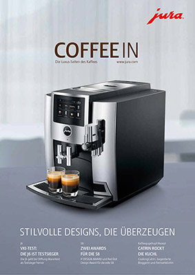 COFFEE IN - JURA - Juni 2018