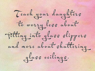 Im rosa Rausch: Schadet die Farbe rosa unseren Töchtern?
