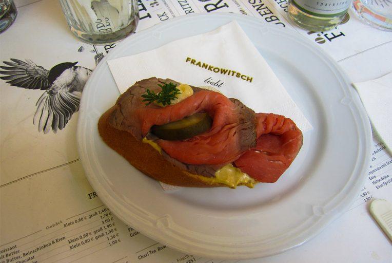 Die besten Brötchen der Stadt bei Frankowitsch, Graz