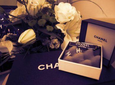 Ohrstecker von Chanel