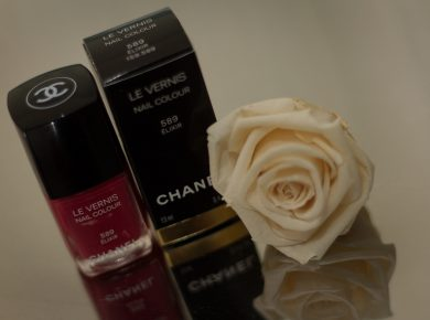 Der neue It-Nagellack 2013: Chanel N°589 Elixir