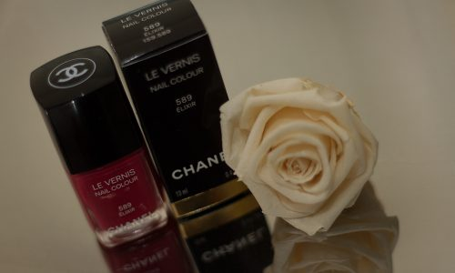 Der neue It-Nagellack 2013: Chanel N°589 Elixir