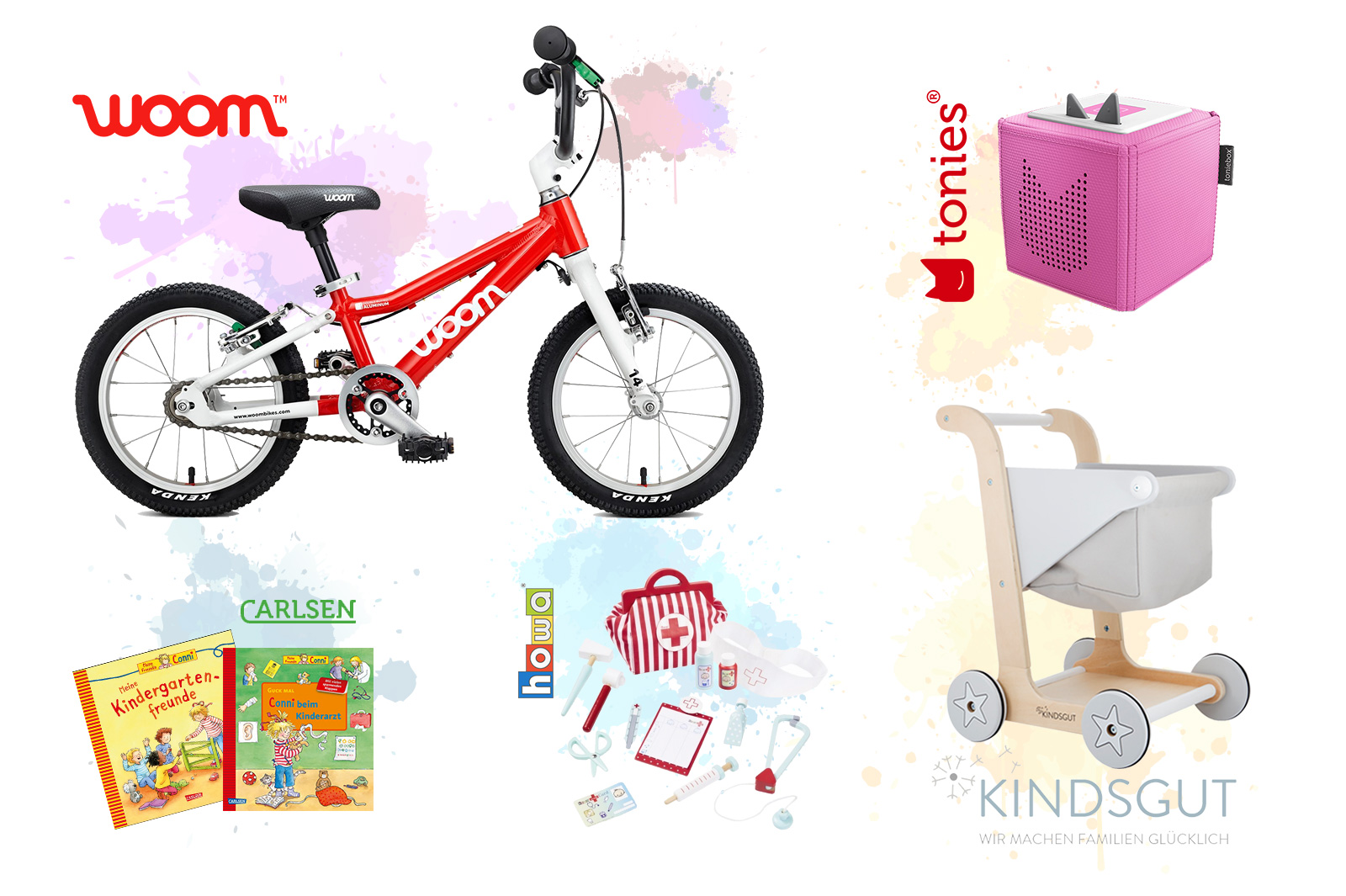 weihnachtsgeschenkideen f r kleinkinder lillytime. Black Bedroom Furniture Sets. Home Design Ideas