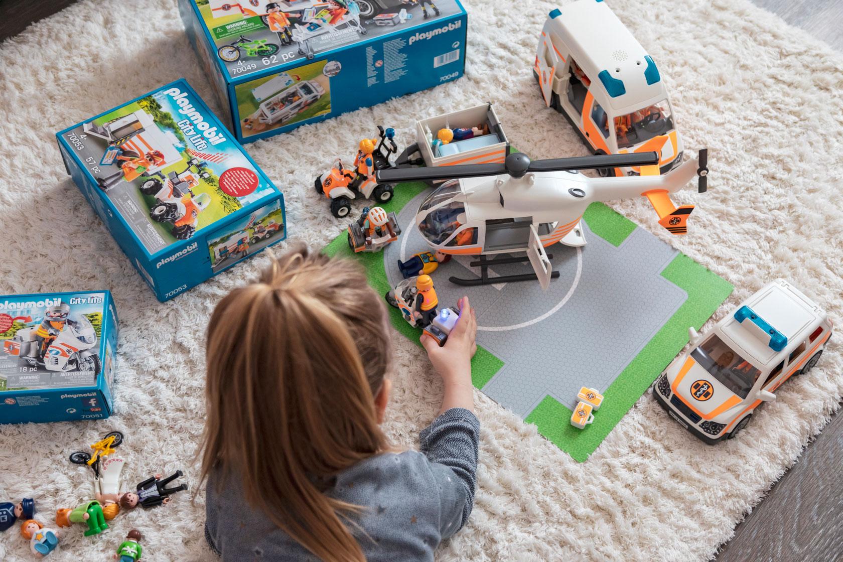 ostern mit playmobil - lillytime