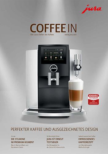 COFFEE IN - JURA - Juni 2019